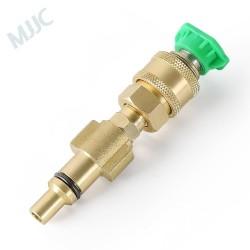 EMBOUT 1/4 RAPIDE Lavor/Hitachi/Sorokin ... - MJJC  EMBOUT CONNECTEUR 1/4 RAPIDE POUR : Sterwins / Lavor / Hitachi / Sorokin / C