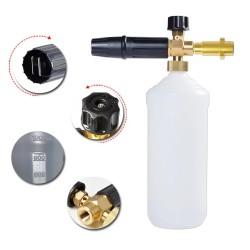 FOAM LANCE K-SERIE  LeFoam Lanceest un appareil à brancher sur votre nettoyeur haute pression afin d'effectuer un pré-lavage e