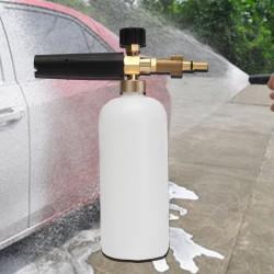 FOAM LANCE LAVOR / PARKSIDE  LeFoam Lanceest un appareil à brancher sur votre nettoyeur haute pression afin d'effectuer un pré