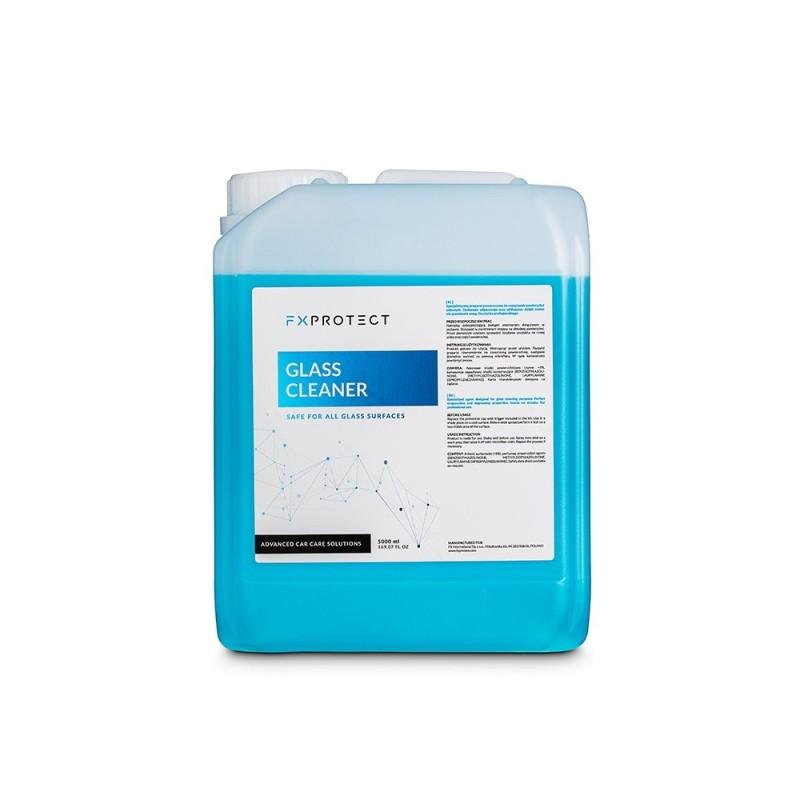 GLASS CLEANER 5L - FX PROTECT  Le produit est destiné au nettoyage en toute sécurité des vitres SAS La Boutique JPLVAD FX PROTEC