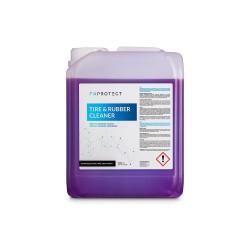 TIRE & RUBBER CLEANER 5L - FX PROTECT  Préparation pour le nettoyage des pneus et des éléments en caoutchouc SAS La Boutique JPL