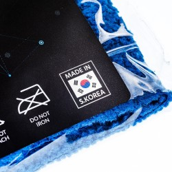 MICROFIBRE MYSTIC BLUE 350G/M² - FX PROTECT  MICROFIBRE MYSTIC BLUE 350G/M² - FX PROTECT  Poids : 350 g/m2 Dimensions : 40x40cm