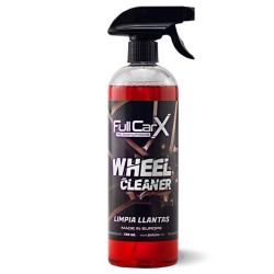 WHEEL CLEANER 750ML - FULLCARX  Le nettoyant pourjantes FullCarX® est synonyme d'efficacité. SAS La Boutique JPLVAD FullCarX