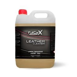 LEATHER CLEANER 5L - FULLCARX  Élimine même la saleté la plus persistante, récupérant l'apparence du cuir et rajeunie rapidement