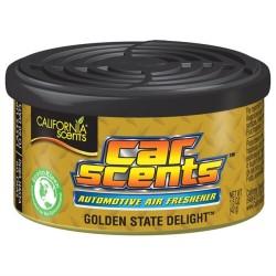 GOLDEN STATE DELIGHT - CALIFORNIA SCENTS  Califonia Scentsvous propose différents diffuseurs d'odeur pour la voiture. Les boite