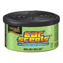 MALIBU MELON - CALIFORNIA SCENTS  Califonia Scentsvous propose différents diffuseurs d'odeur pour la voiture. Les boitesCalifo