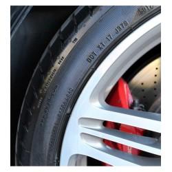 TIRE DETAILER 5L - FULLCARX  Produit de protection et de nettoyage spécialement conçu pour tous les types de pneus. SAS La Bout