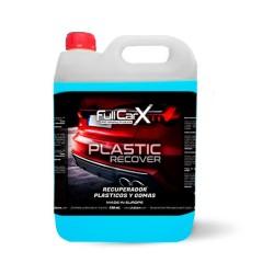 PLASTIC RECOVER 5L - FULLCARX  Produit de protection et de nettoyage spécialement conçu pour tous types de plastiques et/ou caou