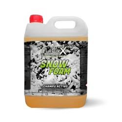 SNOW FOAM 5L - FULLCARX  Shampooing super concentré de haute qualité conçu pour le nettoyage des carrosseries de voitures. SAS L