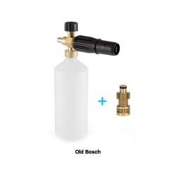 FOAM LANCE OLD BOSH  LeFoam Lanceest un appareil à brancher sur votre nettoyeur haute pression afin d'effectuer un pré-lavage